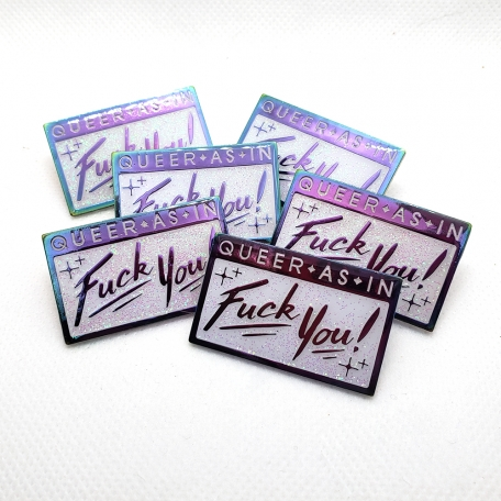 Queer As In Fuck You