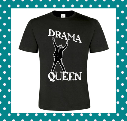 Drama Queen by LadyGladia