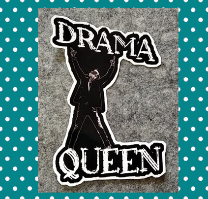 Drama Queen for Kinky Icons by LadyGladia