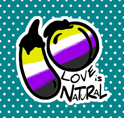 Love is Natural Customizable Flags by MultiEleonora96 & LadyGladia