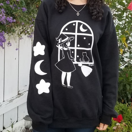 Little Witch Sweater