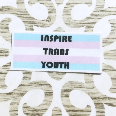 Inspire Trans Youth Sticker